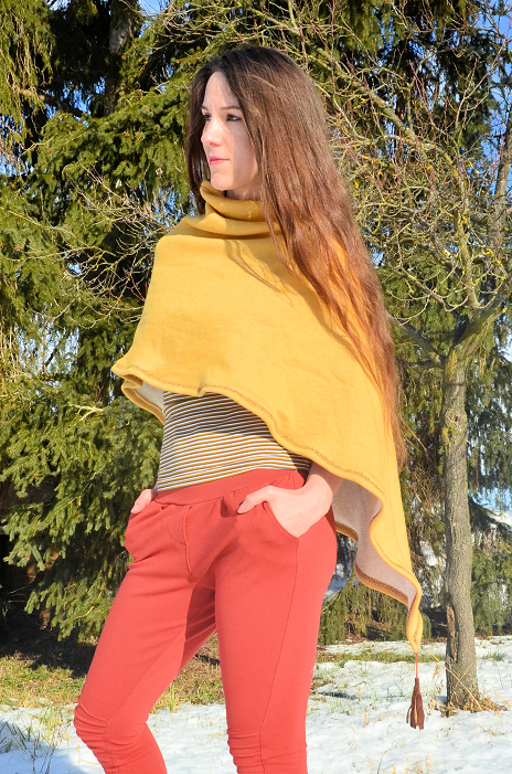 lammfleece-poncho-naehen-romanit-leggings